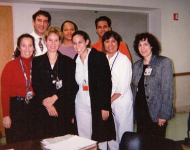 Hospital socialworker days
