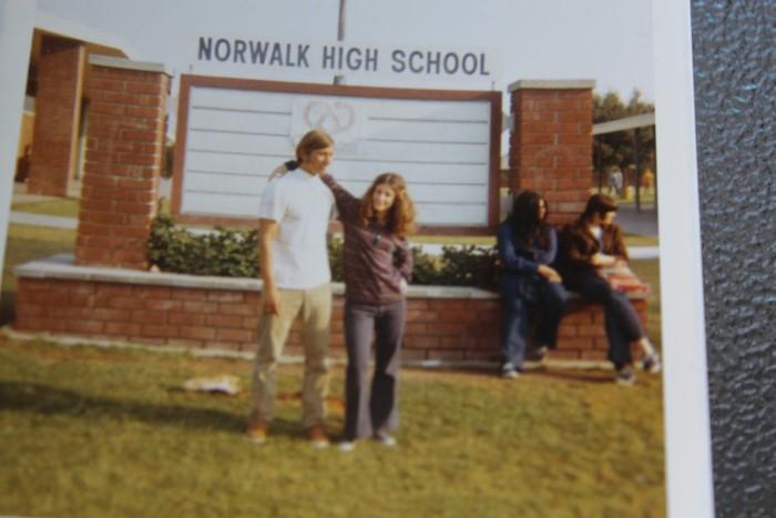 with Chuck high school