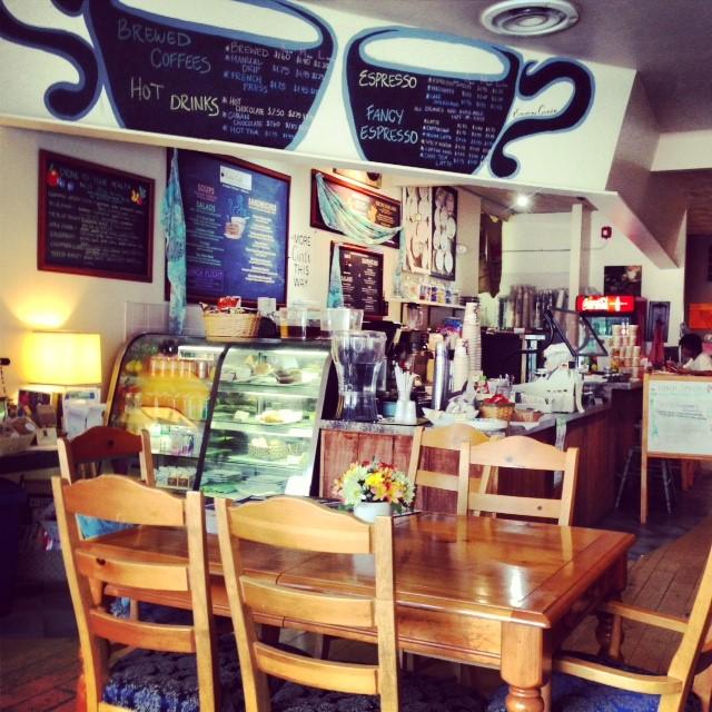 Cafe Picture Amanda