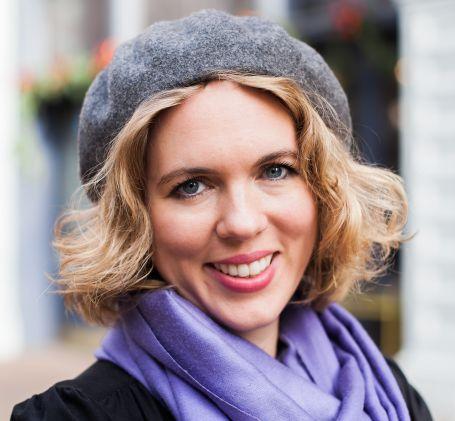 Rachel Linden, Novelist and International Aid Worker
