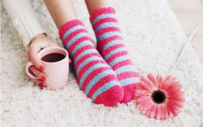 Wear the Good Socks